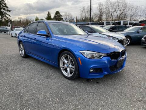 2016 BMW 3 Series for sale at LKL Motors in Puyallup WA