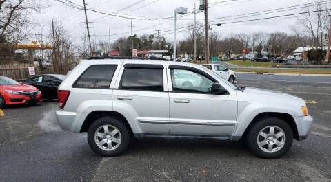 2010 Jeep Grand Cherokee for sale at CANDOR INC in Toms River NJ