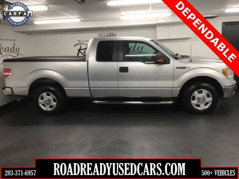 2011 Ford F-150 for sale at Road Ready Used Cars in Ansonia CT