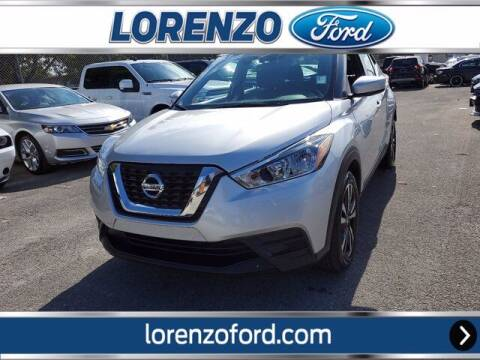 2019 Nissan Kicks for sale at Lorenzo Ford in Homestead FL