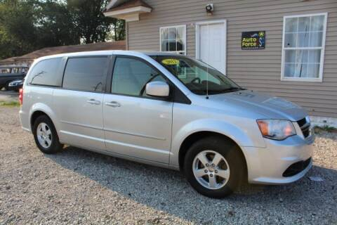2012 Dodge Grand Caravan for sale at Auto Force USA in Elkhart IN