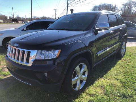 2013 Jeep Grand Cherokee for sale at Car Guys in Lenoir NC