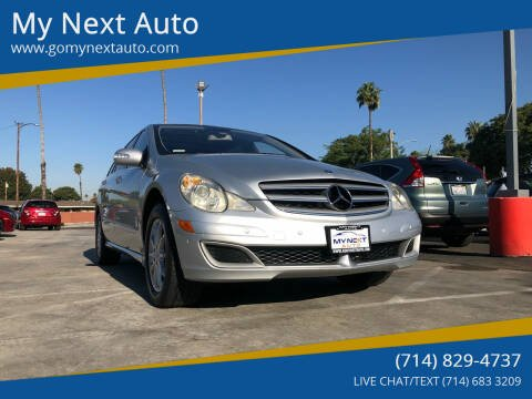 2007 Mercedes-Benz R-Class for sale at My Next Auto in Anaheim CA