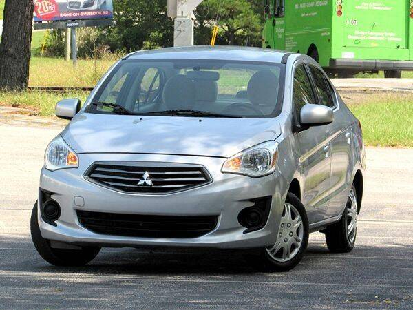 2017 Mitsubishi Mirage G4 for sale at Amana Auto Care Center in Raleigh NC