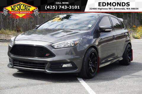 2015 Ford Focus for sale at West Coast Auto Works in Edmonds WA