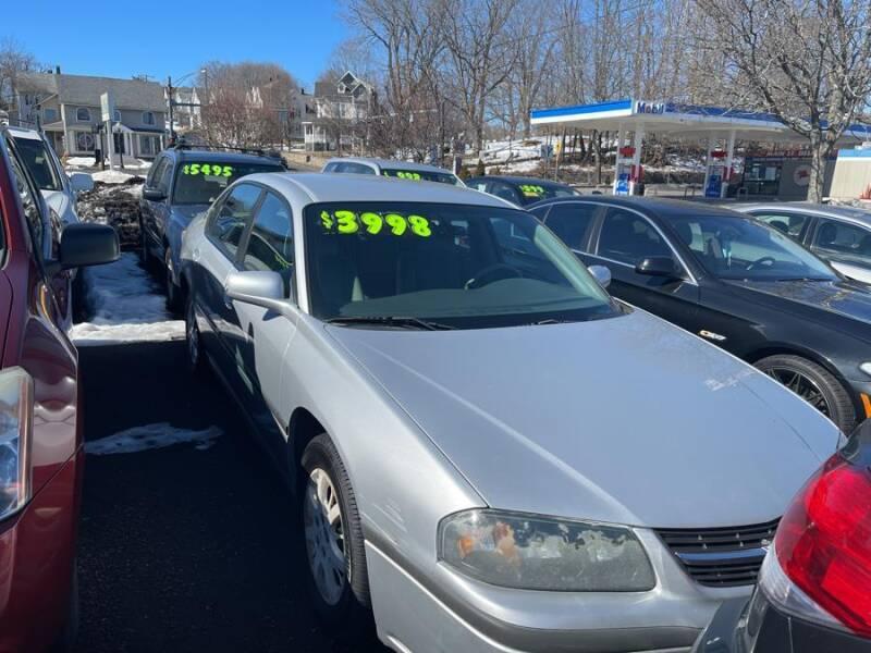 2004 Chevrolet Impala for sale at Car VIP Auto Sales in Danbury CT