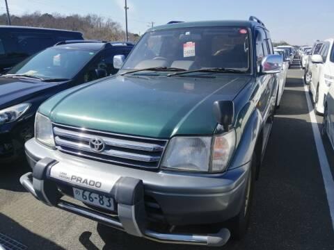 1996 Toyota Landcruiser Prado TX *INCOMING for sale at JDM Car & Motorcycle LLC in Seattle WA