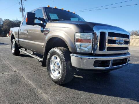2008 Ford F-250 Super Duty for sale at Thornhill Motor Company in Lake Worth TX