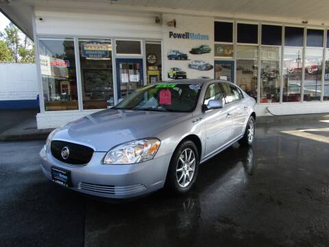 2006 Buick Lucerne for sale at Powell Motors Inc in Portland OR