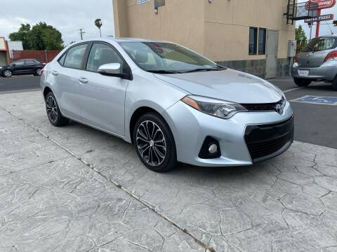 2015 Toyota Corolla for sale at Exceptional Motors in Sacramento CA