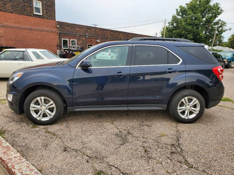 2016 Chevrolet Equinox for sale at Vossen Auto LLC in Blue Earth MN