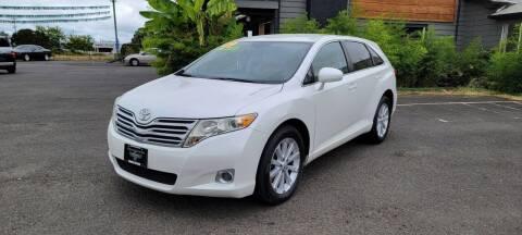 2009 Toyota Venza for sale at Persian Motors in Cornelius OR