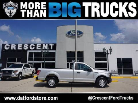 2016 Ford F-150 for sale at Crescent Ford in Harahan LA