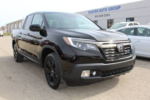 2019 Honda Ridgeline for sale at SHAFER AUTO GROUP in Columbus OH