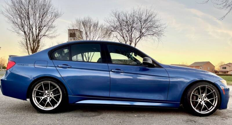 2013 BMW 3 Series for sale at Canyon Auto Group in Riverside CA