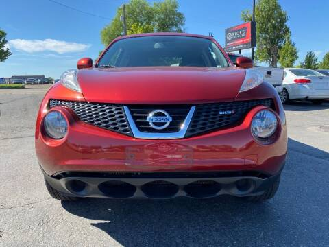 2011 Nissan JUKE for sale at Rides Unlimited in Nampa ID