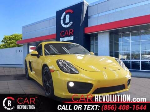 2016 Porsche Cayman for sale at Car Revolution in Maple Shade NJ