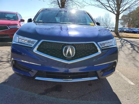 2018 Acura MDX for sale at Southern Auto Solutions - Acura Carland in Marietta GA