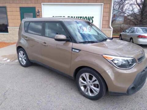 2015 Kia Soul for sale at Auto Solutions of Rockford in Rockford IL