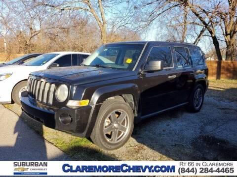 2009 Jeep Patriot for sale at Suburban Chevrolet in Claremore OK