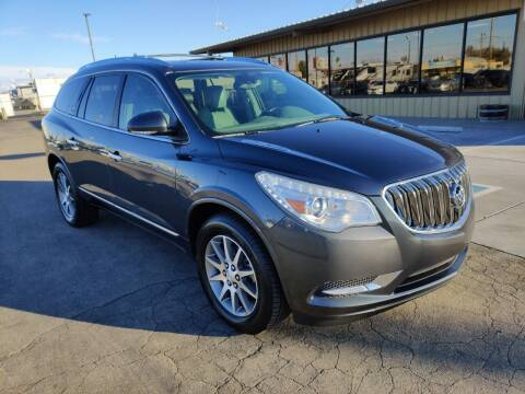 2014 Buick Enclave for sale at California Motors in Lodi CA