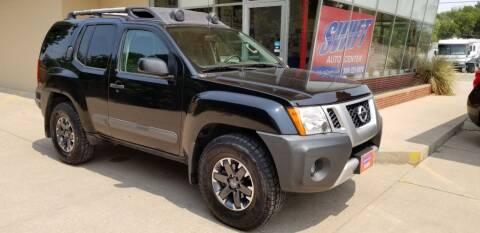 2014 Nissan Xterra for sale at Swift Auto Center of North Platte in North Platte NE