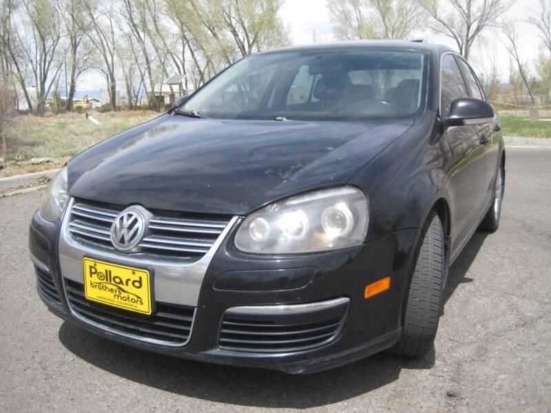 2006 Volkswagen Jetta for sale at Pollard Brothers Motors in Montrose CO