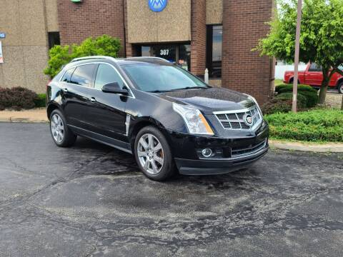 2011 Cadillac SRX for sale at Mighty Motors in Adrian MI