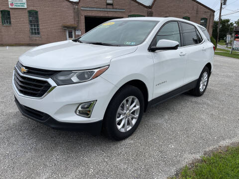 2020 Chevrolet Equinox for sale at Apple Auto Repair Inc / Christiana Auto Sales in Christiana PA