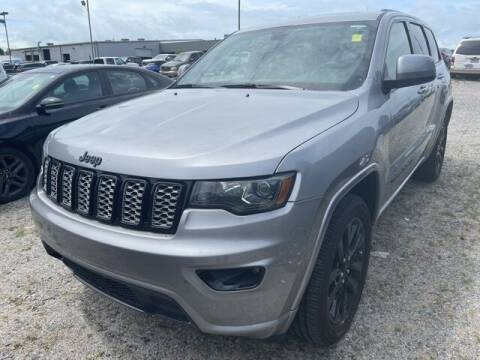 2019 Jeep Grand Cherokee for sale at BILLY HOWELL FORD LINCOLN in Cumming GA