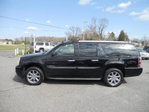 2008 GMC Yukon XL for sale at All Cars and Trucks in Buena NJ