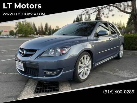 2007 Mazda MAZDASPEED3 for sale at LT Motors in Rancho Cordova CA