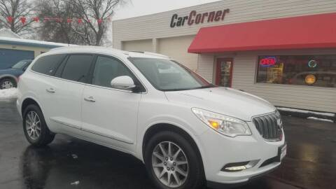 2017 Buick Enclave for sale at Car Corner in Mexico MO