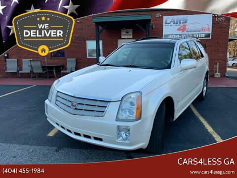 2009 Cadillac SRX for sale at Cars4Less GA in Alpharetta GA