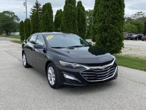 2020 Chevrolet Malibu for sale at Betten Baker Preowned Center in Twin Lake MI