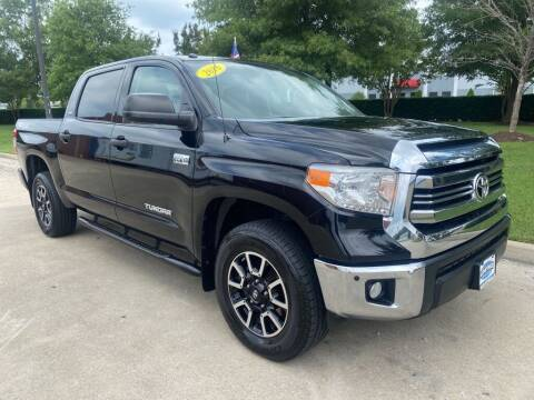 2016 Toyota Tundra for sale at UNITED AUTO WHOLESALERS LLC in Portsmouth VA