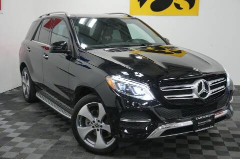 2017 Mercedes-Benz GLE for sale at Carousel Auto Group in Iowa City IA