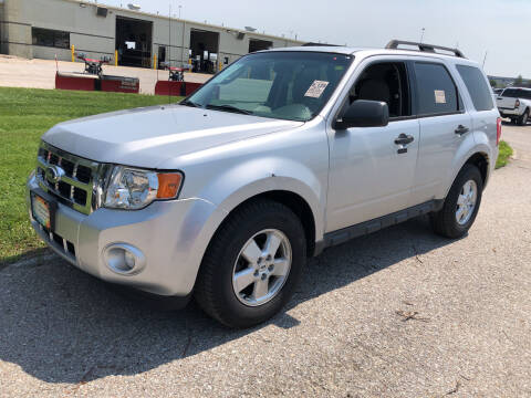 2011 Ford Escape for sale at Sonny Gerber Auto Sales in Omaha NE