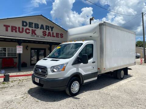 2017 Ford 350 HD for sale at DEBARY TRUCK SALES in Sanford FL