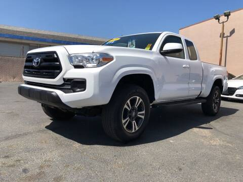 2016 Toyota Tacoma for sale at Cars 2 Go in Clovis CA