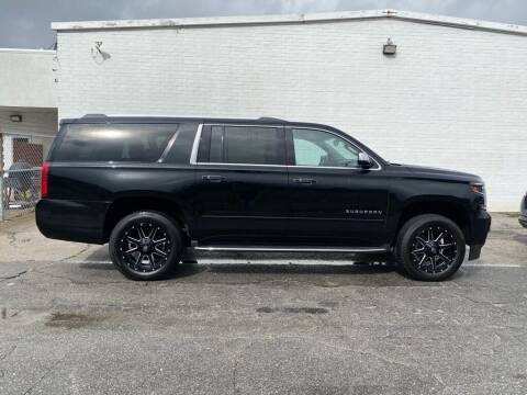 2018 Chevrolet Suburban for sale at Smart Chevrolet in Madison NC
