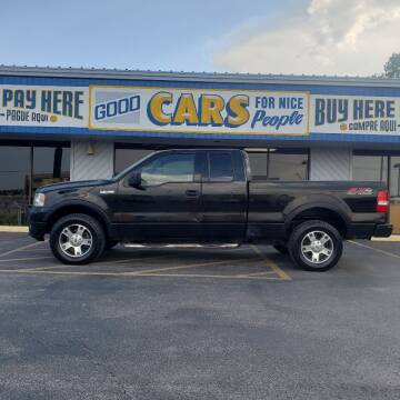 2004 Ford F-150 for sale at Good Cars 4 Nice People in Omaha NE