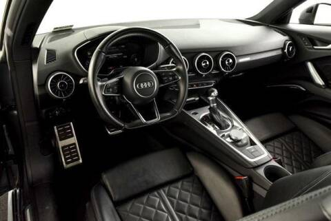 2016 Audi TT for sale at CU Carfinders in Norcross GA