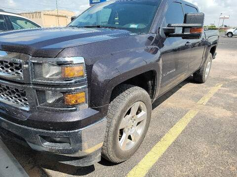 2015 Chevrolet Silverado 1500 for sale at STANLEY FORD ANDREWS in Andrews TX