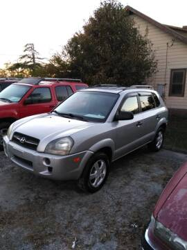 2007 Hyundai Tucson for sale at Granite Motor Co 2 in Hickory NC