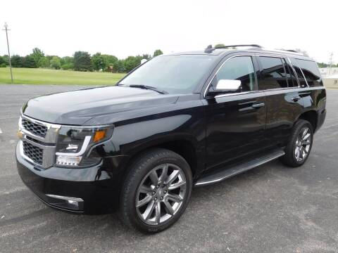 2016 Chevrolet Tahoe for sale at WESTERN RESERVE AUTO SALES in Beloit OH