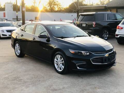 2018 Chevrolet Malibu for sale at Safeen Motors in Garland TX