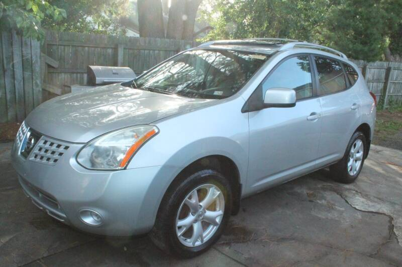 2008 Nissan Rogue for sale at Drive Now Auto Sales in Norfolk VA