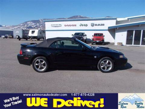 2004 Ford Mustang for sale at QUALITY MOTORS in Salmon ID