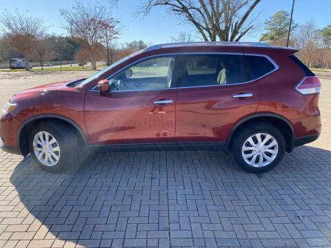 2016 Nissan Rogue for sale at JES Auto Sales LLC in Fairburn GA